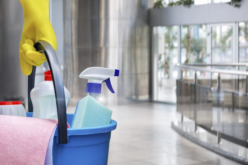 Commercial Floor Stripping and Waxing are effective for floor cleaning